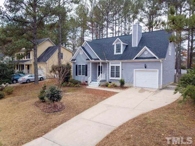 1909 Kelly Glen Drive, Apex, NC 27502 (#2291886) :: Spotlight Realty