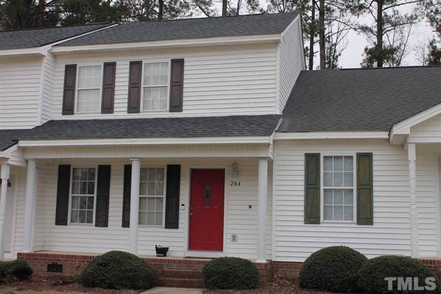 204 St James Court, Clayton, NC 27520 (#2291895) :: Dogwood Properties
