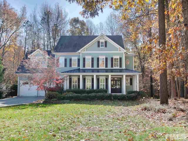 121 Cross Creek Drive, Chapel Hill, NC 27514 (#2291921) :: The Jim Allen Group