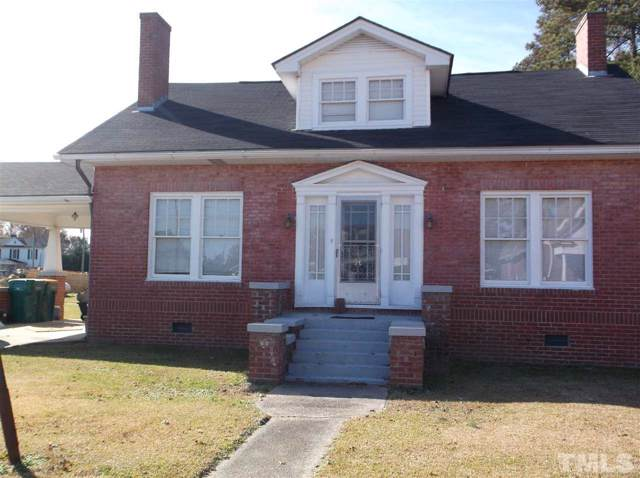 105 W Fayetteville Street, Micro, NC 27555 (#2291932) :: Raleigh Cary Realty