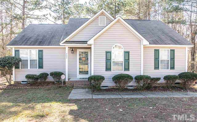 204 Percheron Drive, Zebulon, NC 27597 (#2291952) :: Rachel Kendall Team