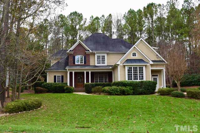 7232 Sparhawk Road, Wake Forest, NC 27587 (MLS #2291957) :: The Oceanaire Realty