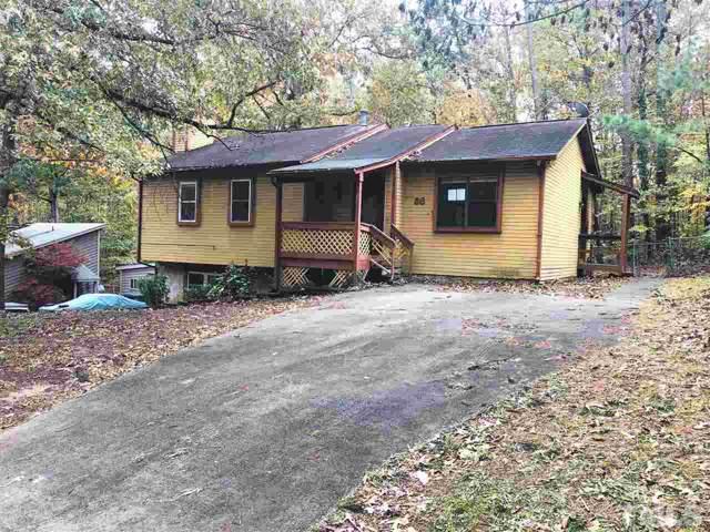 36 Burgess Lane, Durham, NC 27707 (#2291958) :: Marti Hampton Team - Re/Max One Realty