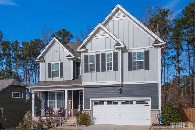1837 Longmont Drive, Wake Forest, NC 27587 (#2291959) :: The Jim Allen Group