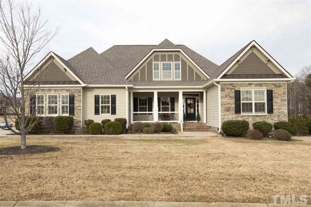 172 Fieldtrial Circle, Garner, NC 27529 (#2291979) :: Dogwood Properties