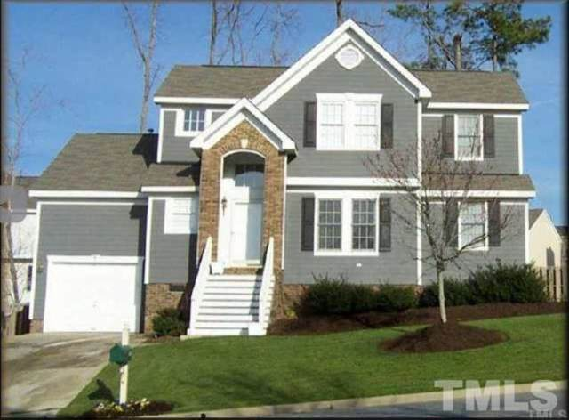 205 Town Creek Drive, Cary, NC 27519 (#2291983) :: Spotlight Realty