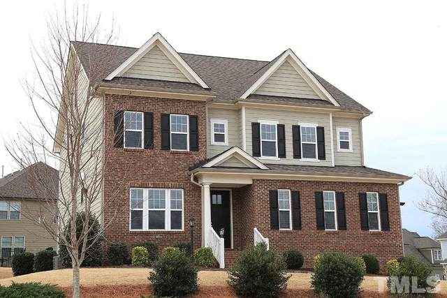 160 St Mellion Street, Raleigh, NC 27603 (#2291987) :: The Perry Group