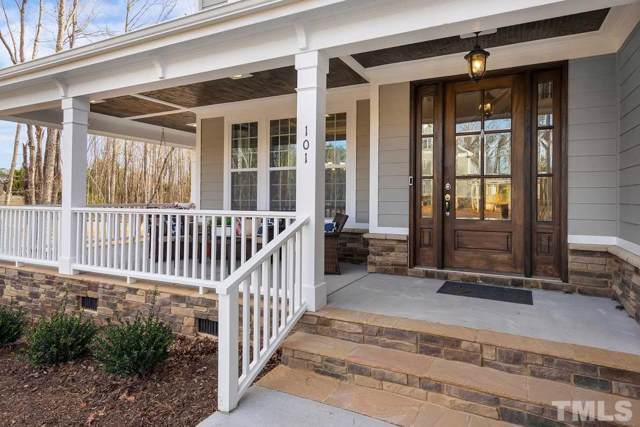 124 Jewell Farm Lane, Holly Springs, NC 27540 (#2292028) :: Dogwood Properties