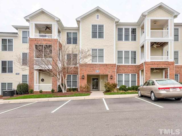 725 Portstewart Drive #725, Cary, NC 27519 (#2292058) :: Marti Hampton Team - Re/Max One Realty