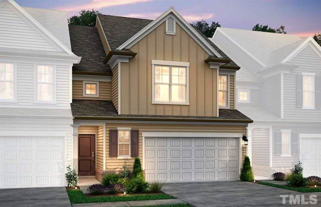 124 Eagleson Street Dpt Lot 20, Morrisville, NC 27560 (#2292111) :: Real Estate By Design