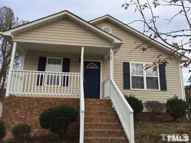 508 Hunter Way, Clayton, NC 27520 (#2292132) :: RE/MAX Real Estate Service