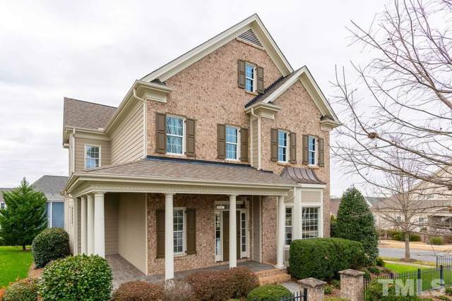 1609 Green Oaks Parkway, Holly Springs, NC 27540 (#2292150) :: Raleigh Cary Realty