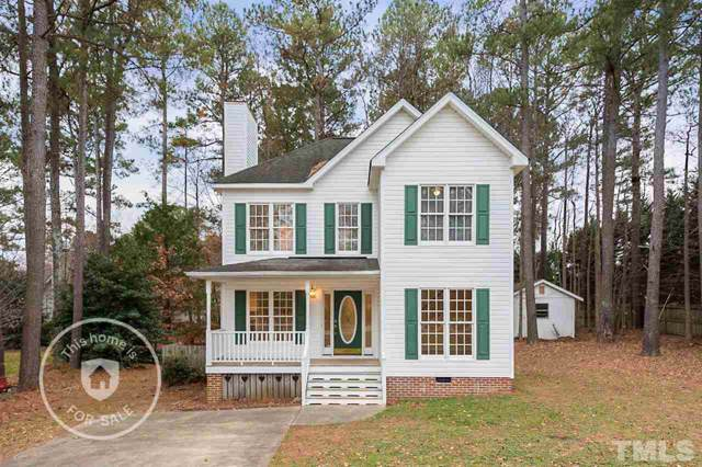 999 St Catherines Drive, Wake Forest, NC 27587 (#2292152) :: RE/MAX Real Estate Service