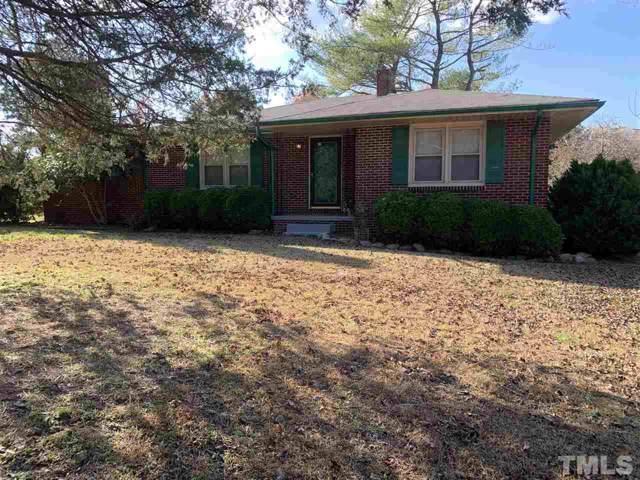 451 Satterwhite Point Road, Henderson, NC 27537 (#2292209) :: Dogwood Properties