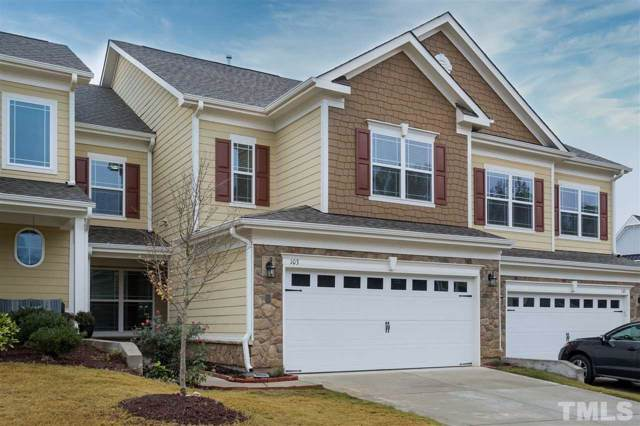 103 Willow View Lane, Apex, NC 27539 (#2292221) :: Marti Hampton Team - Re/Max One Realty