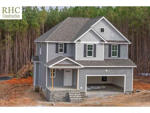 35 Bellflower Court, Franklinton, NC 27525 (MLS #2292261) :: The Oceanaire Realty