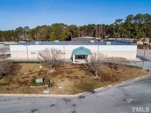 350 Components Drive, Smithfield, NC 27577 (#2292263) :: Triangle Top Choice Realty, LLC