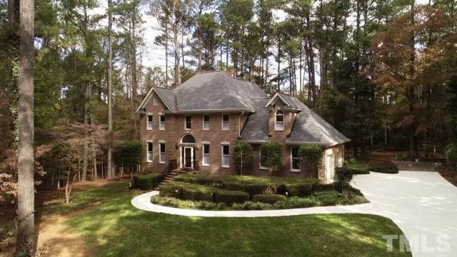 2405 Grayson Creek Drive, Wake Forest, NC 27587 (#2292297) :: The Jim Allen Group