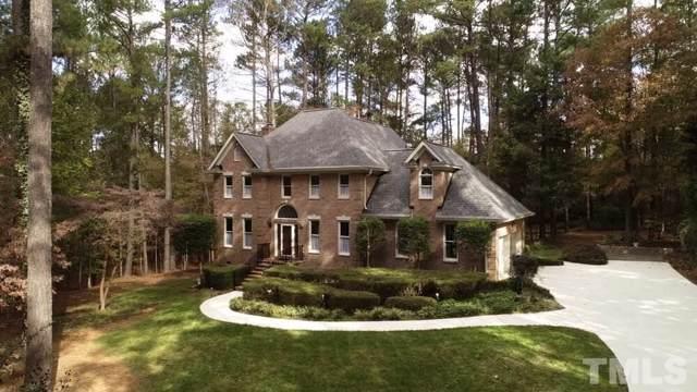 2405 Grayson Creek Drive, Wake Forest, NC 27587 (#2292297) :: Dogwood Properties