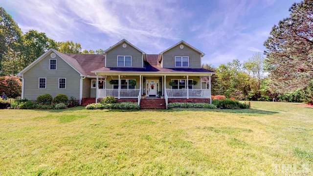 12250 Nc 119 Highway, Semora, NC 27343 (#2292305) :: Marti Hampton Team - Re/Max One Realty
