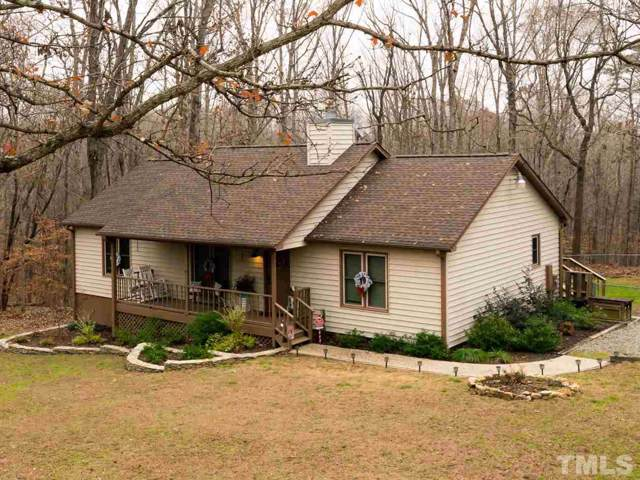 3618 Moriah Road, Rougemont, NC 27572 (#2292309) :: Marti Hampton Team - Re/Max One Realty