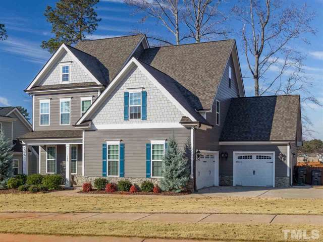 100 Park Bluff Drive, Holly Springs, NC 27540 (#2292311) :: The Jim Allen Group