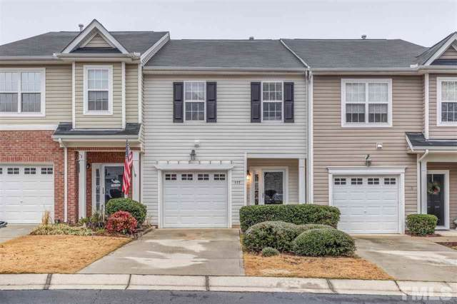117 Fanwood Court, Apex, NC 27502 (#2292318) :: M&J Realty Group