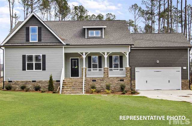 218 S Shreve Drive, Wendell, NC 27591 (#2292319) :: Raleigh Cary Realty