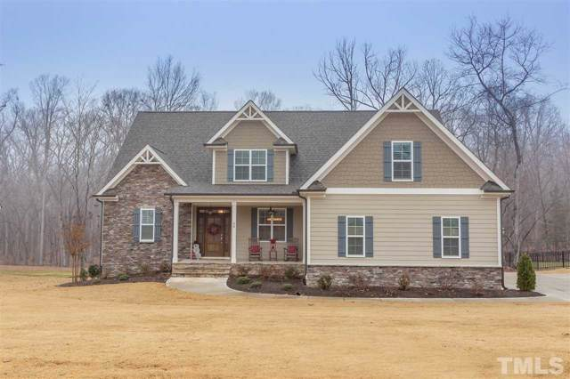 30 Carlson Ridge Drive, Youngsville, NC 27596 (#2292322) :: Marti Hampton Team - Re/Max One Realty