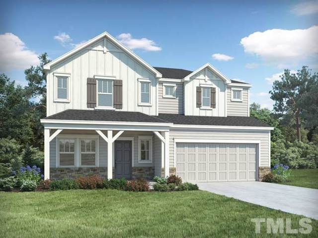 2520 Finkle Grant Drive, New Hill, NC 27562 (#2292333) :: Raleigh Cary Realty