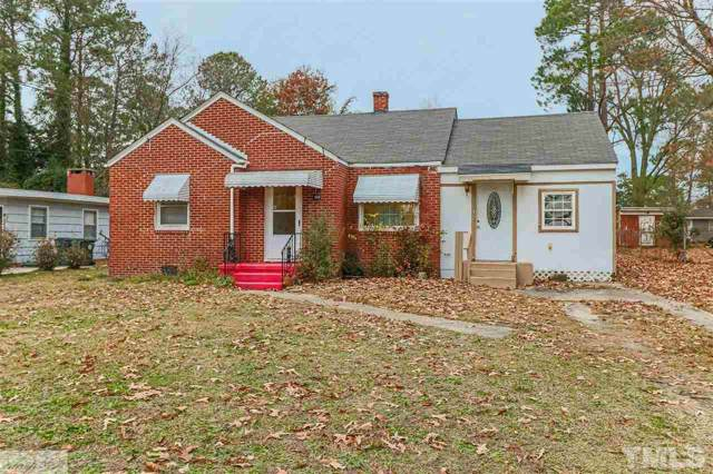 1805 Palm Street, Goldsboro, NC 27530 (#2292338) :: The Jim Allen Group