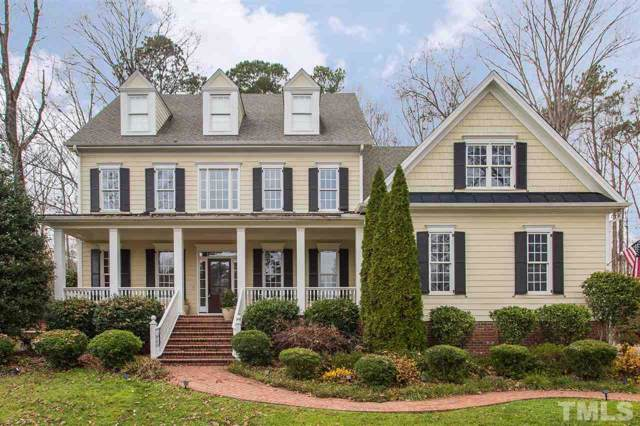 4048 Summer Brook Drive, Apex, NC 27539 (#2292373) :: Dogwood Properties
