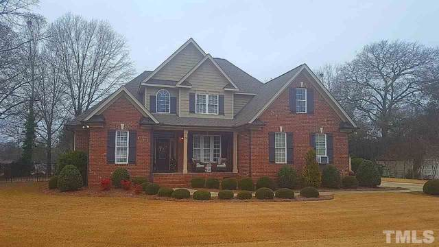 154 S Pleasant Street, Angier, NC 27501 (#2292384) :: The Beth Hines Team