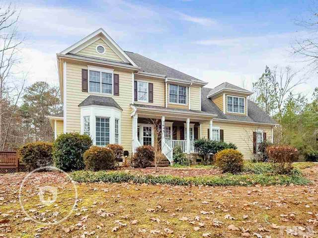7645 Matherly Drive, Wake Forest, NC 27587 (#2292401) :: The Jim Allen Group