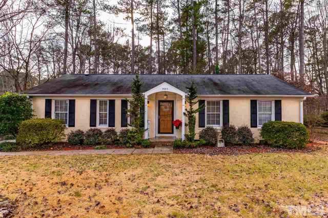 5905 Wintergreen Drive, Raleigh, NC 27609 (#2292408) :: Marti Hampton Team - Re/Max One Realty