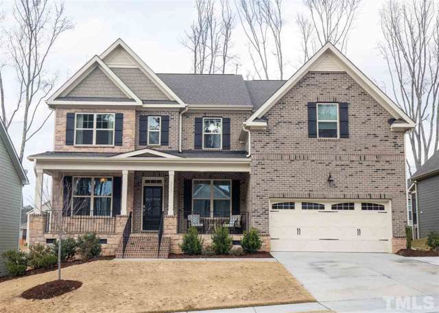 2143 Vittorio Lane, Apex, NC 27502 (#2292421) :: Marti Hampton Team brokered by eXp Realty