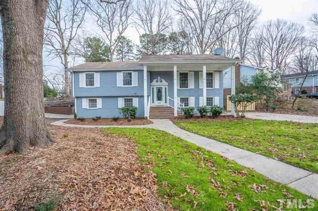 5412 Farley Drive, Raleigh, NC 27609 (#2292438) :: The Jim Allen Group