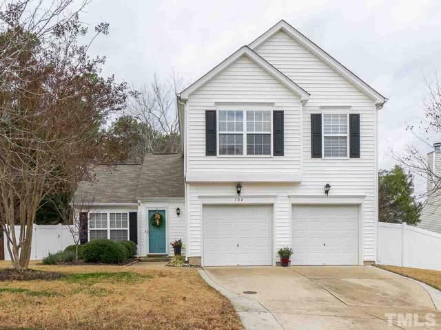 104 Harvolly Drive, Holly Springs, NC 27540 (#2292455) :: Classic Carolina Realty
