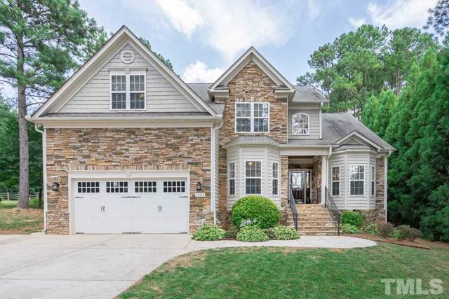 7424 Oriole Drive, Wake Forest, NC 27587 (#2292458) :: The Jim Allen Group