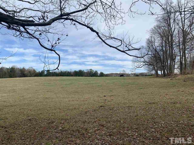 6521 N Nc 86 Highway, Hillsborough, NC 27278 (#2292466) :: Dogwood Properties