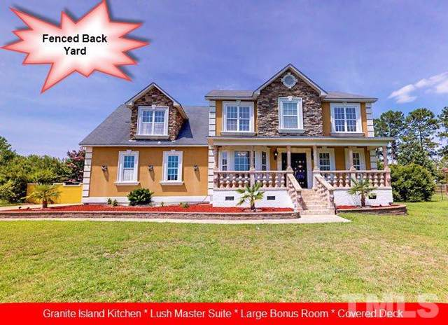196 Lee Trace Drive, Smithfield, NC 27577 (#2292471) :: The Jim Allen Group