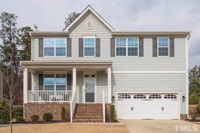605 Prince Drive, Holly Springs, NC 27540 (#2292472) :: Classic Carolina Realty