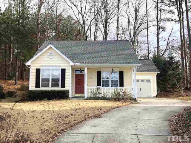 1033 Dual Parks Road, Apex, NC 27502 (#2292496) :: Raleigh Cary Realty