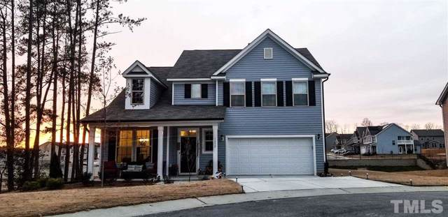 3632 Fairstone Road, Wake Forest, NC 27587 (#2292501) :: RE/MAX Real Estate Service