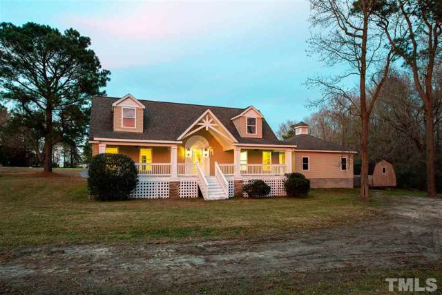 530 S Pleasant Coates Road, Benson, NC 27504 (#2292515) :: The Beth Hines Team