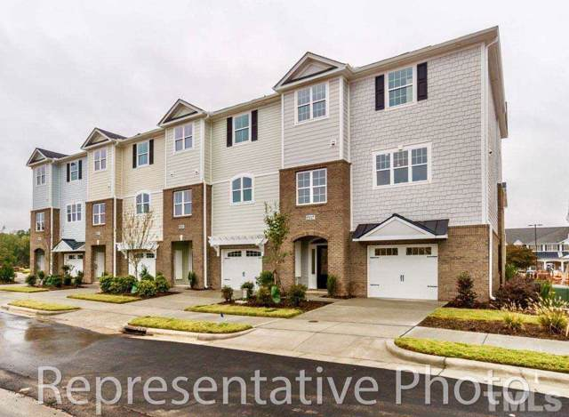 519 Gathering Park Circle #16, Cary, NC 27519 (#2292545) :: Real Estate By Design