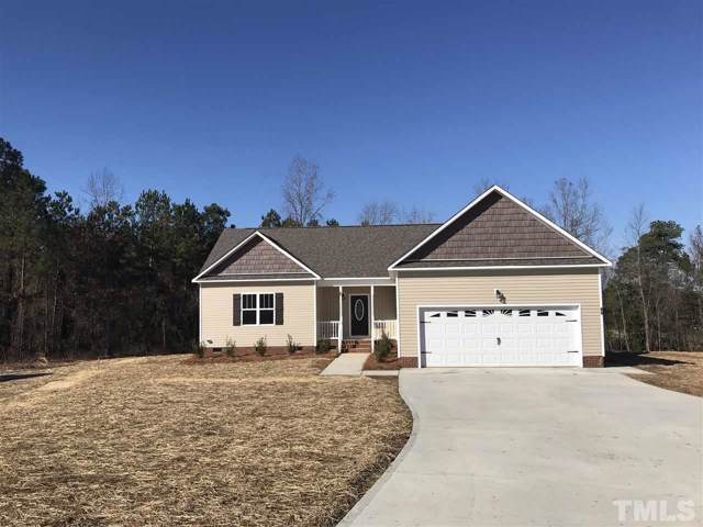 66 Scooter Circle, Four Oaks, NC 27524 (#2292560) :: The Beth Hines Team