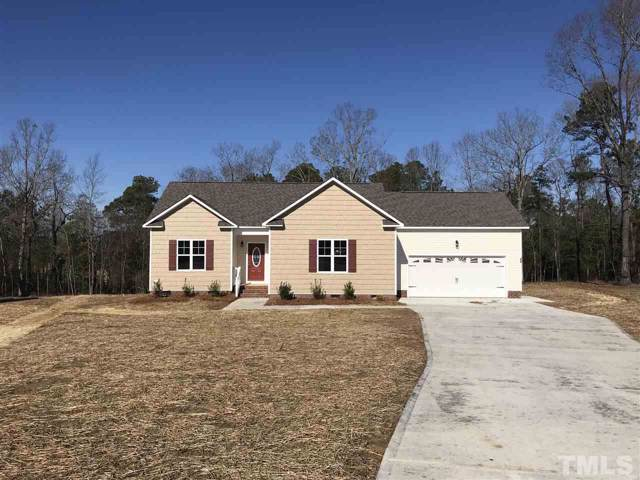 60 Scooter Circle, Four Oaks, NC 27524 (#2292564) :: The Beth Hines Team