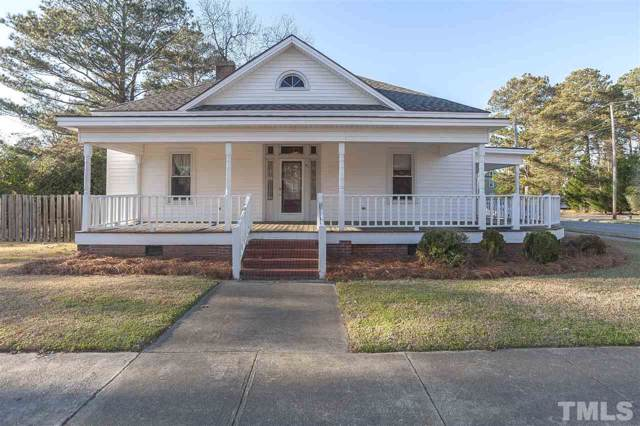 411 N Raiford Street, Selma, NC 27576 (#2292634) :: Marti Hampton Team - Re/Max One Realty