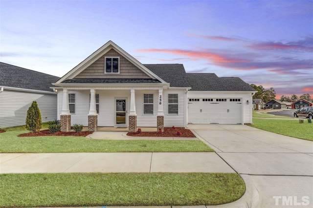 256 Bella Square, Smithfield, NC 27577 (#2292636) :: Marti Hampton Team - Re/Max One Realty
